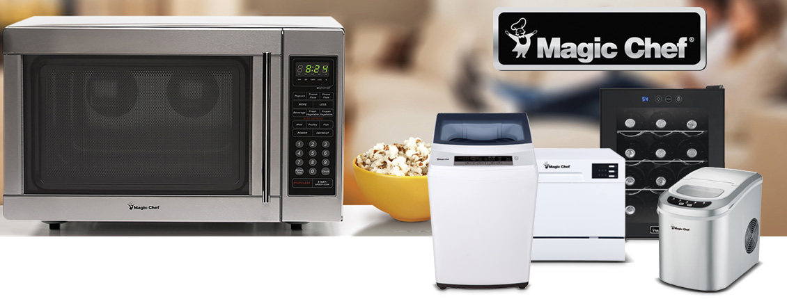 Magic Chef Small Appliances for Everyday Use | Petra Industries
